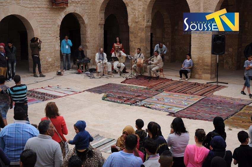 07 mai 2016 : Les Journées du Fdaoui de Sousse