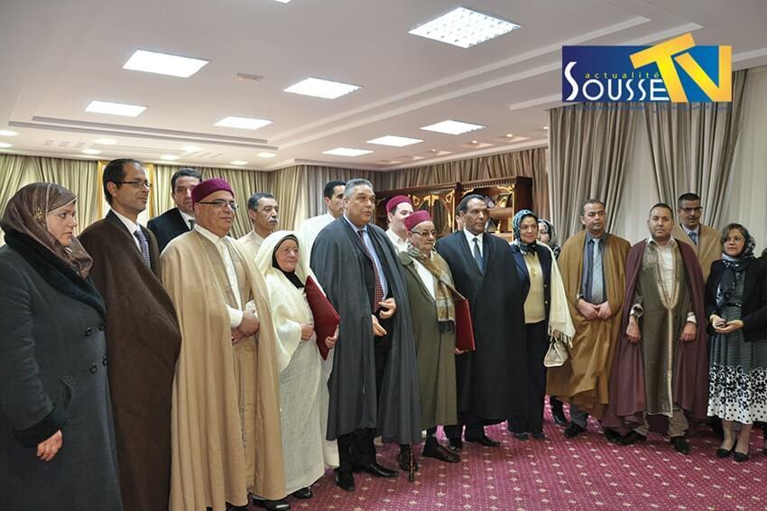 16 مارس 2016: حفل استقبال بمناسبة الاحتفال الجهوي باليوم الوطني لللباس التقليدي