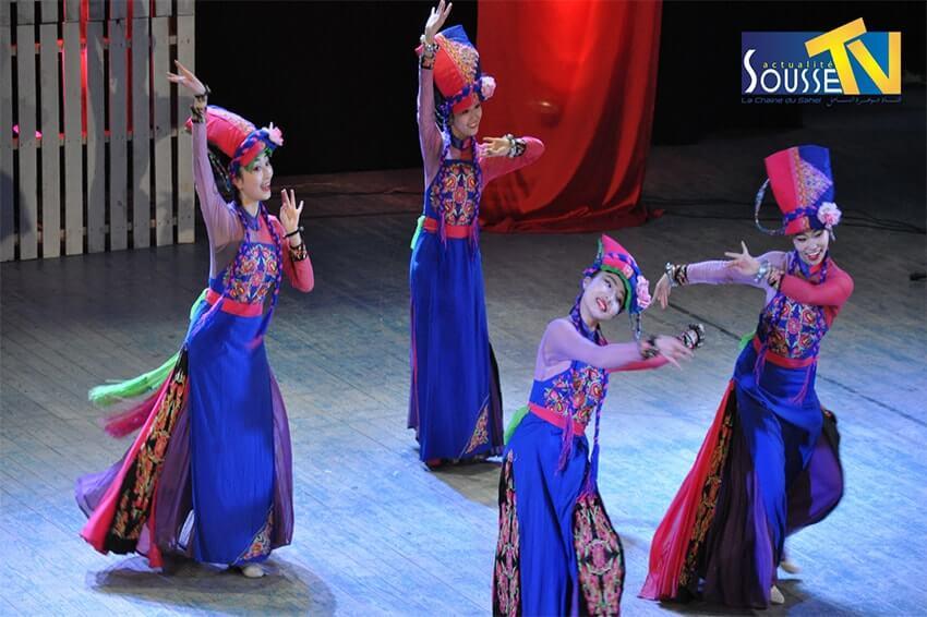16 mars 2016 : Soirée chinoise Partie 2