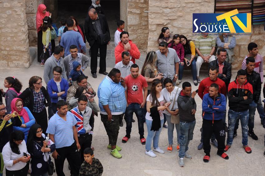 7 ماي 2016 :  إفتتاح مهرجان أيام الفداوي بسوسة