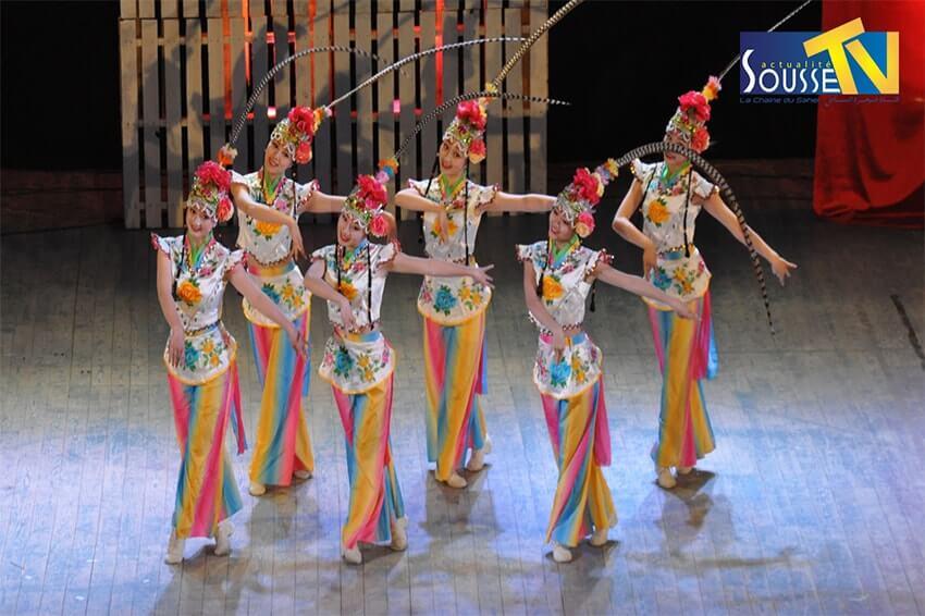 16 mars 2016 : Soirée chinoise Partie 1