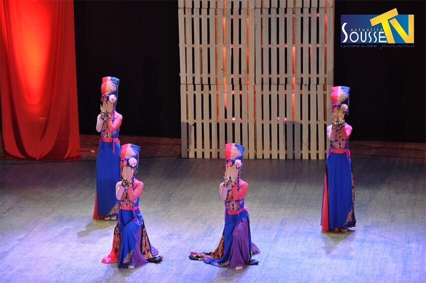 16 مارس 2016: سهرة صينية في المسرح البلدي الجزء الثاني