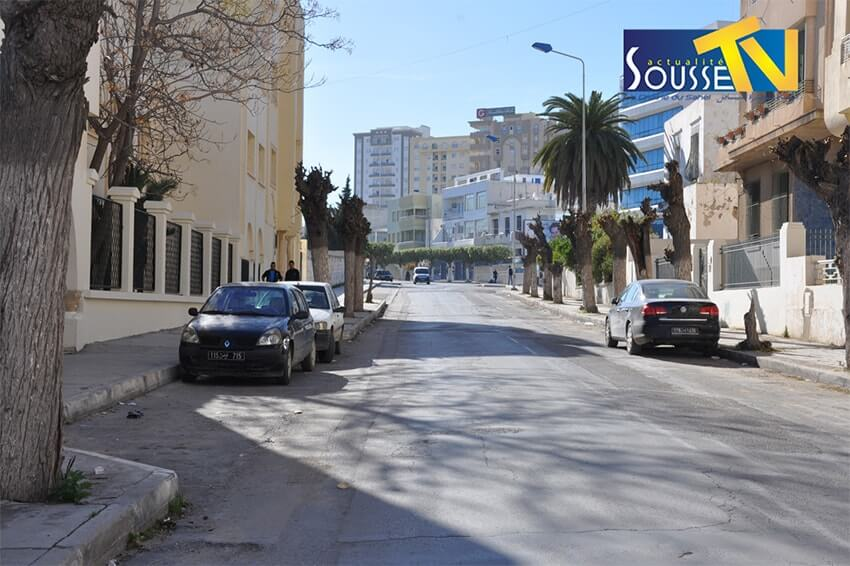 Avenue Mohamed Maarouf Sousse