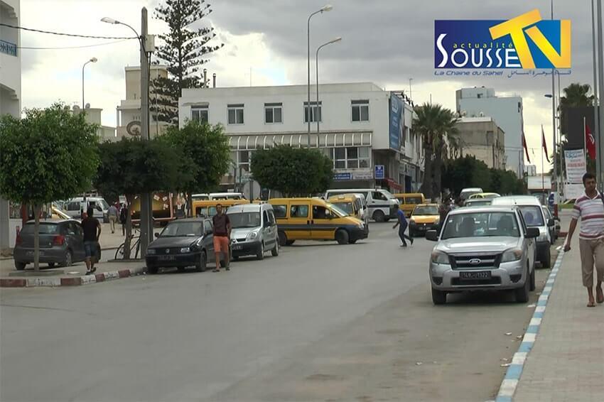 Ville de Hammam Sousse (El Menchia)