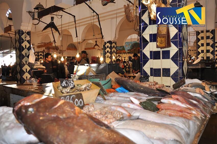 سوق السمك باب الجديد