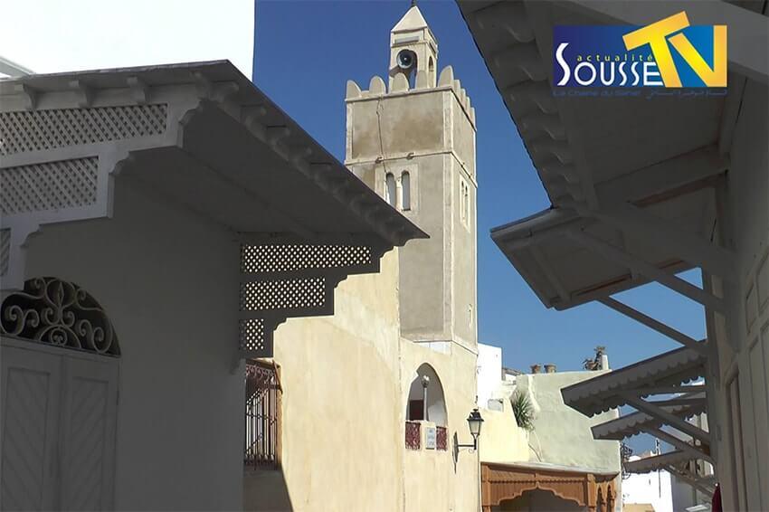 مآذن مساجد المدينة