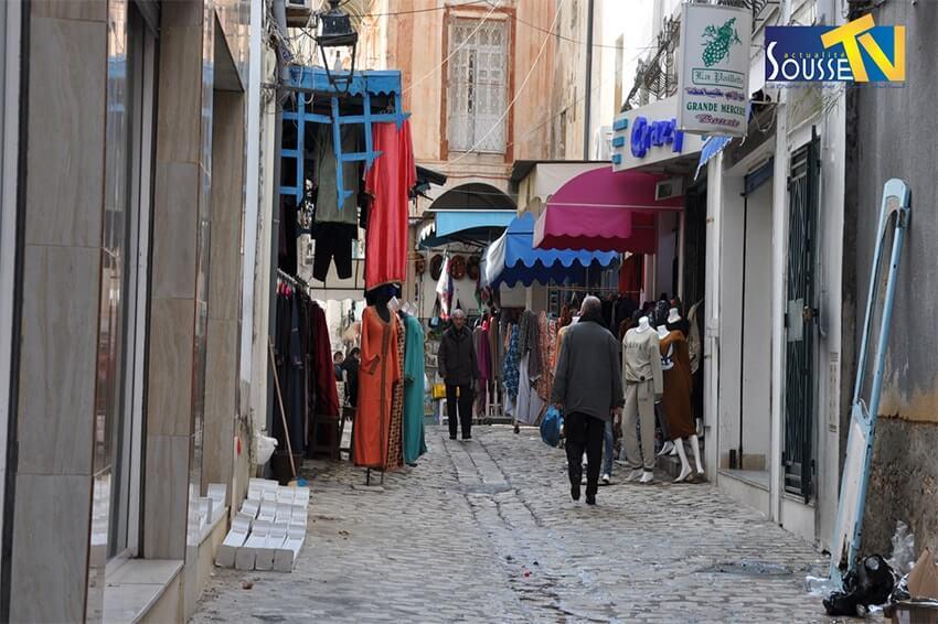 شوارع المدينة العتيقة