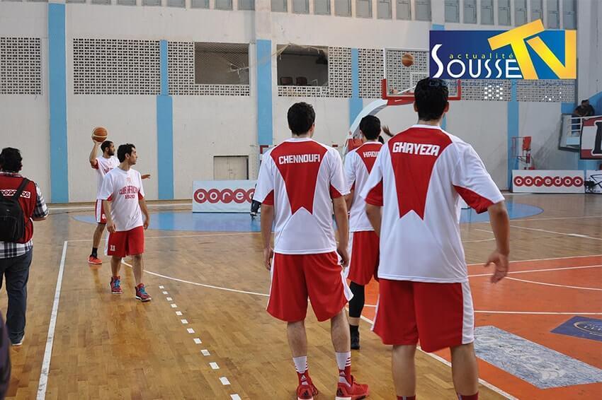 30 افريل 2016 : مباراة نهائي كرة السلة النجم الساحلي ـ النادي الافريقي