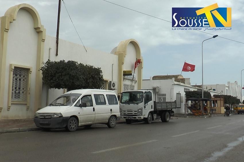 Centre ville de Bouficha
