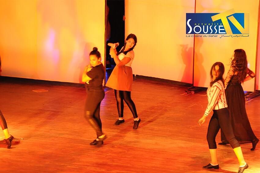 28 ماي 2016 : مدرسة الرقص دومه