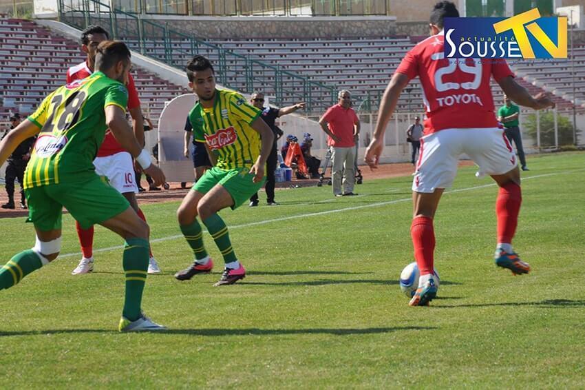 09 Juin 2016 : Match Étoile Sahel -  EGS Gafsa