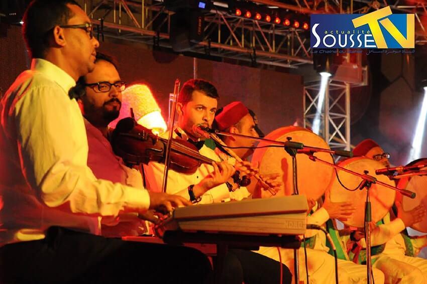 21 جوان 2016 : الاحتفال باليوم العالمي للموسيقى بساحة بوجعفر الجزء الاول