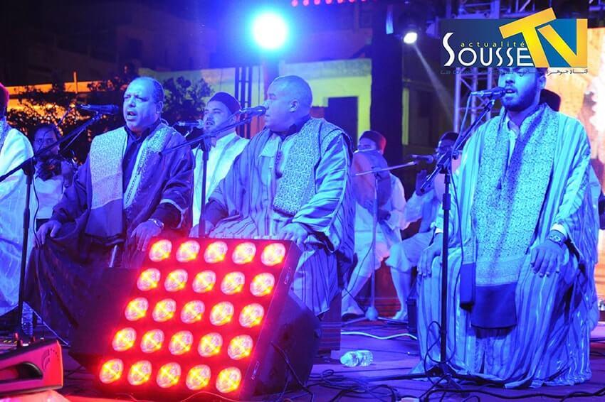 21 Juin 2016 : Fête de la Musique à Boujaafer Partie 1