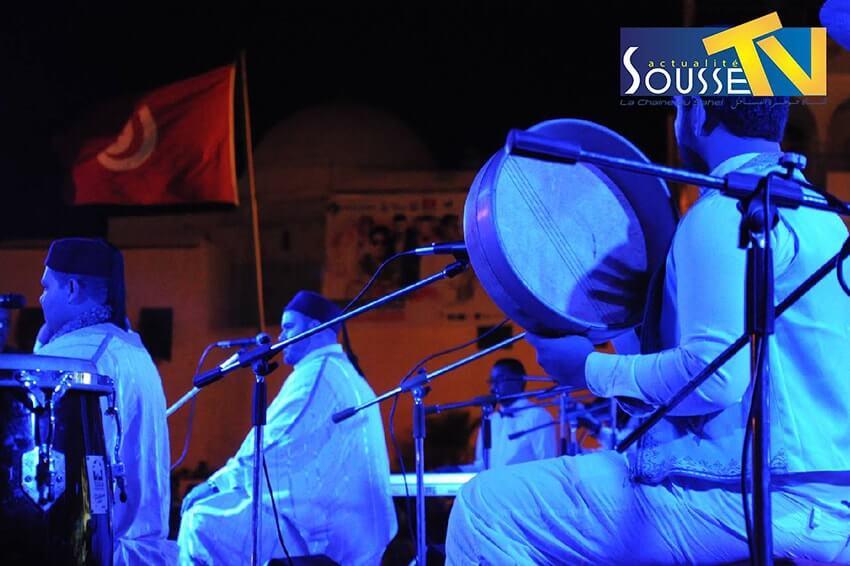 21 Juin 2016 : Fête de la Musique à Boujaafer Partie 2