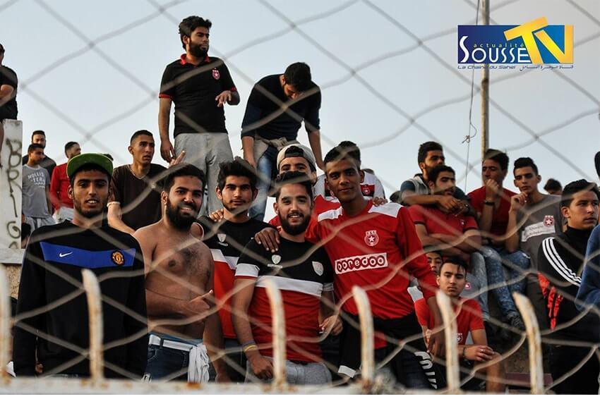 27 افريل 2016 :مباراة النجم الساحلي والملعب التونسي