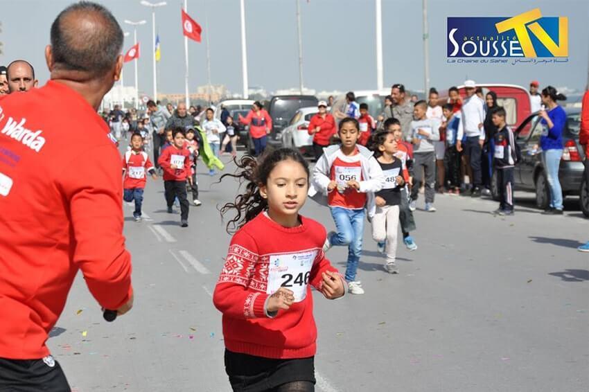 19 mars 2016 : Mini marathons de sousse