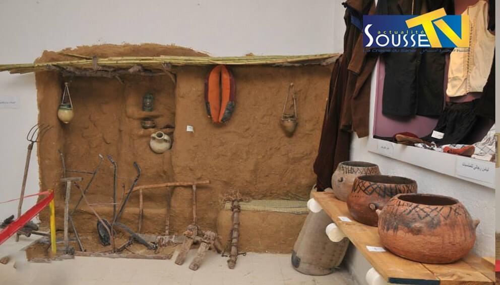 متحف معتمدية القلعة الصغرى