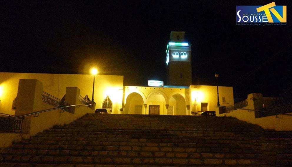 سحر الليل في معتمدية القلعة الصغرى