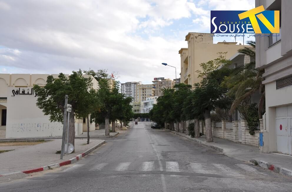 Avenue Mohamed Maarouf Sousse 2