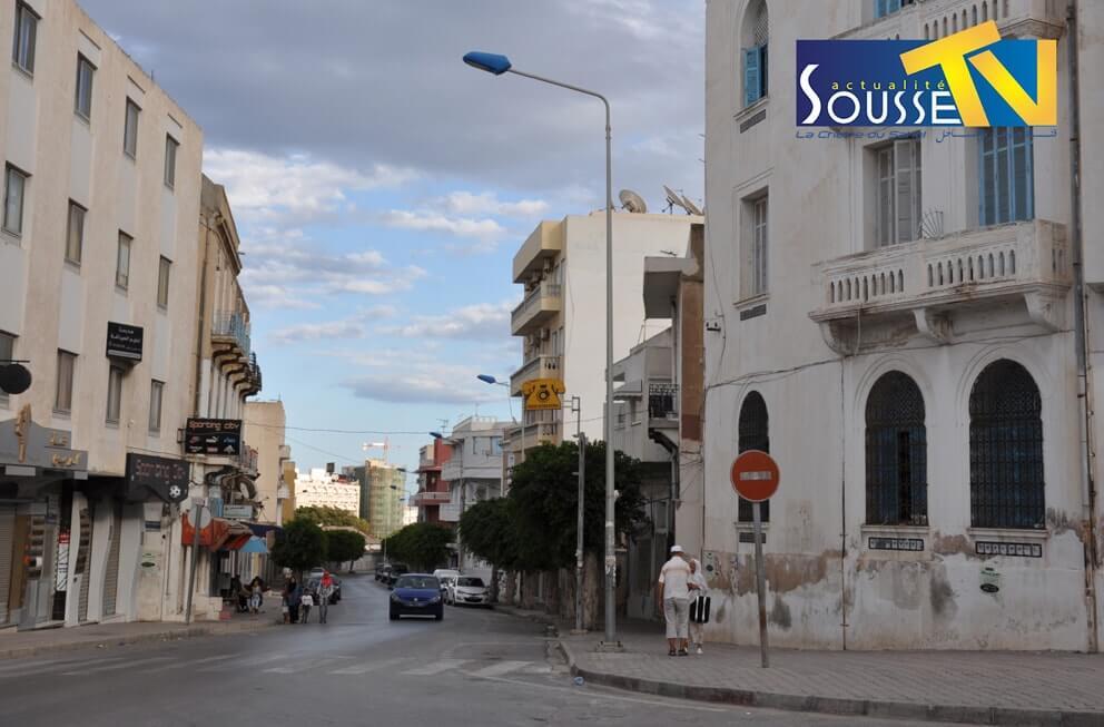 شارع محمد معروف سوسة 2