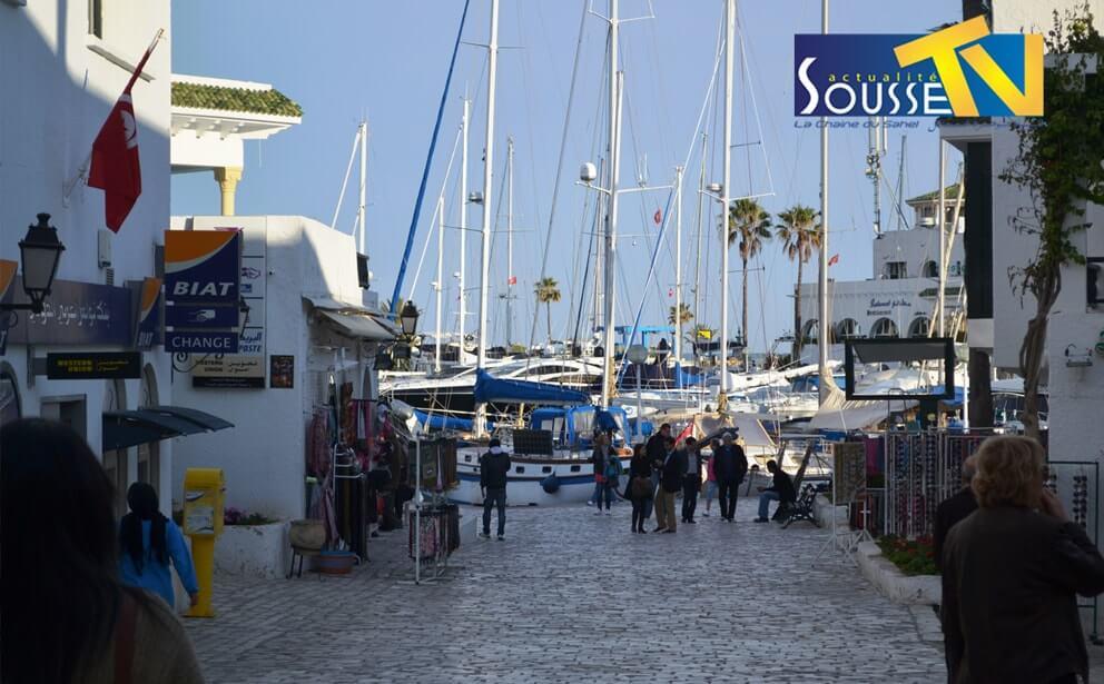 الميناء الترفيهي بالقنطاوي