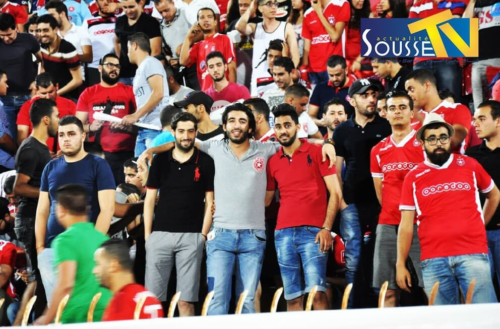 29 Juin 2016 : Match Étoile Sahel - FUS de Rabat