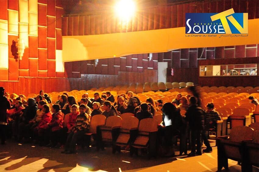 16 مارس 2016 :عرض مسرحية للاطفال