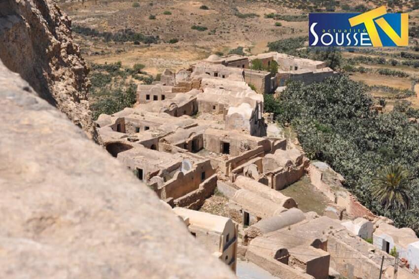Village de Takrouna 3