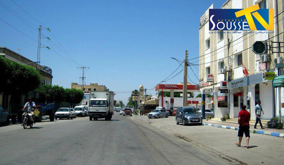 Le Centre ville d'Enfidha 1