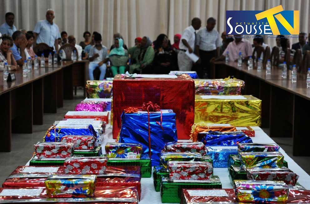 28 جويلية 2016 : صور من الاحتفال باليوم الجهوي للعلم بسوسة