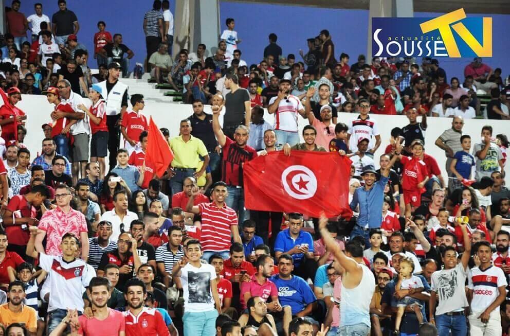 22 juillet 2016 : Match Étoile de Sahel et OGC Nice