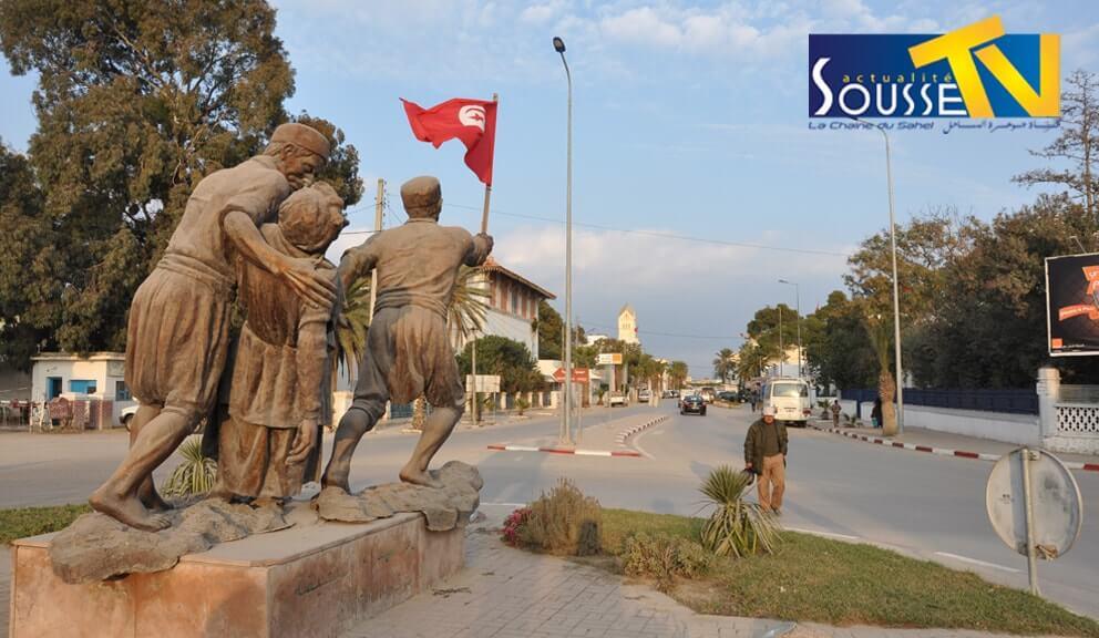 Le Centre ville d'Enfidha 2