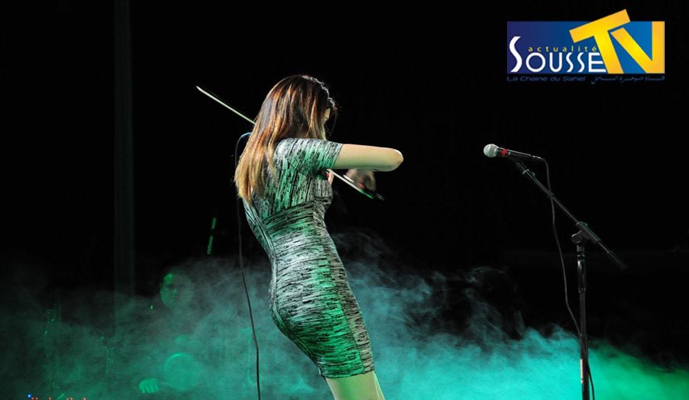 16 افريل 2016 : سهرة الفنانة ياسمين عزيز