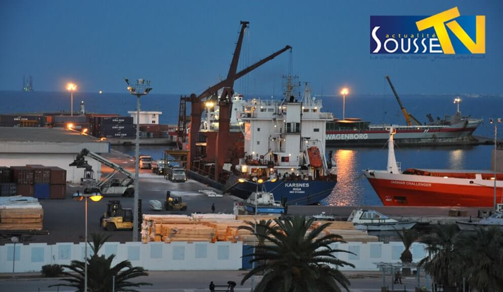 سحر الليل بميناء سوسة 1