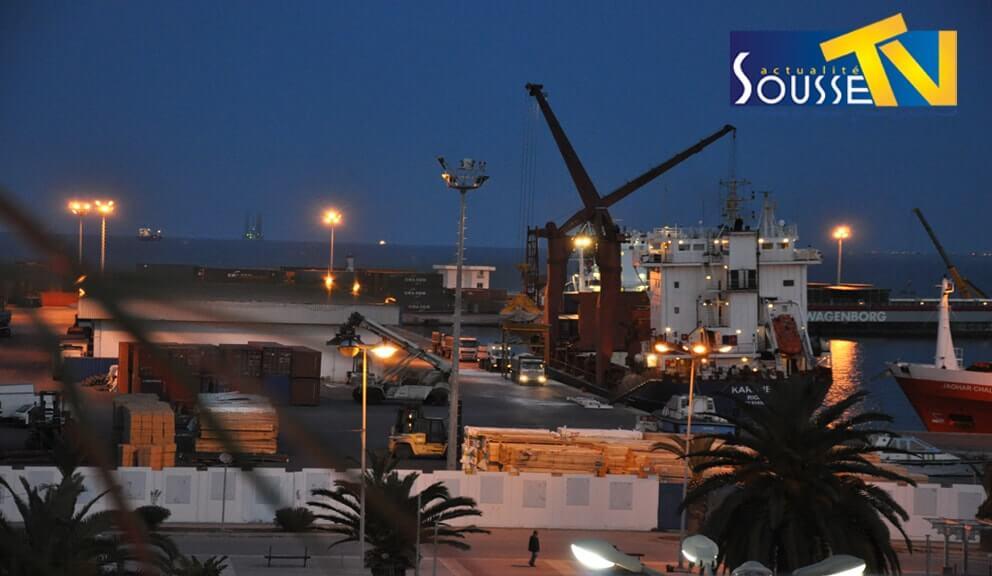 سحر الليل بميناء سوسة 2