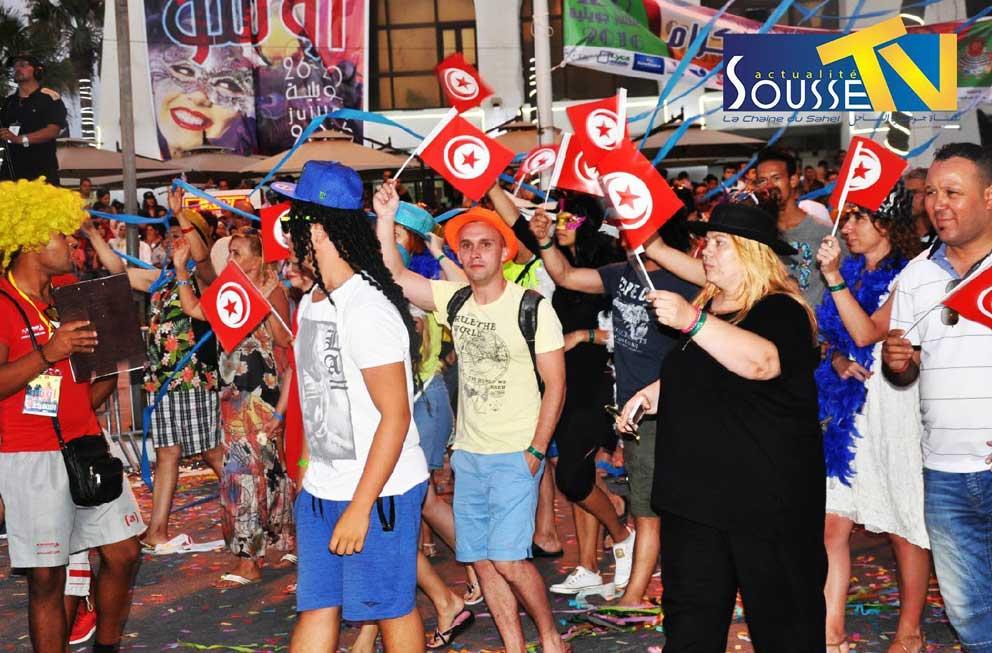 27 juillet 2016 : Le Carnaval d'Aoussou partie 2