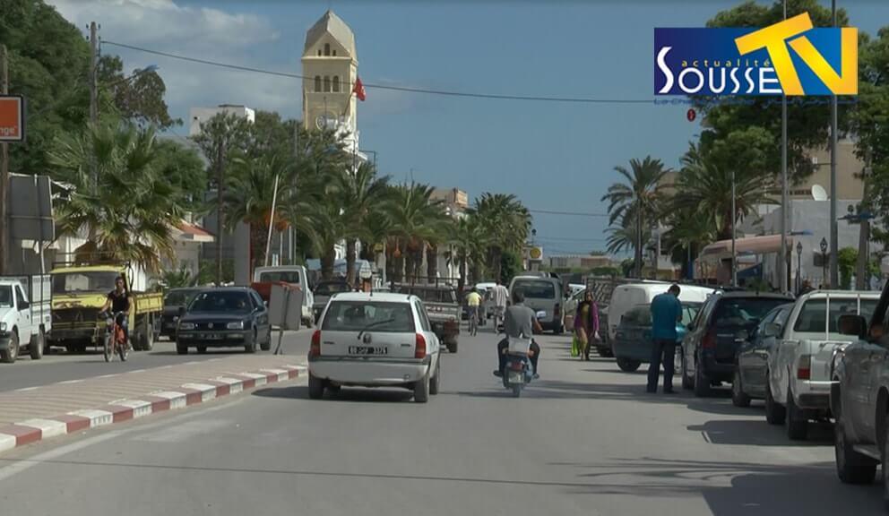 Le Centre ville d'Enfidha 3