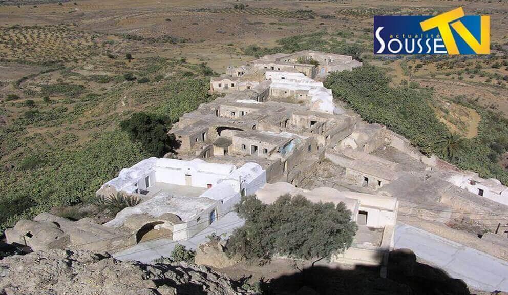 Le Village berbère de Takrouna