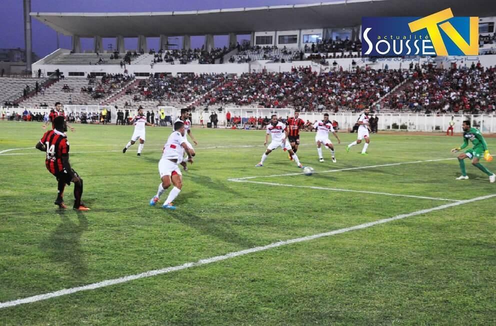 22 جويلية 2016 : صور من مباراة النجم الرياضي الساحلي و نيس الفرنسي  بالملعب الاولمبي بسوسة