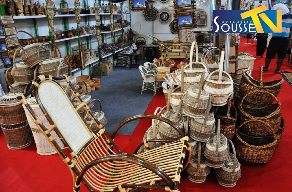 26 Juillet 2016 : Le salon de l'artisanat à Sousse Partie 2