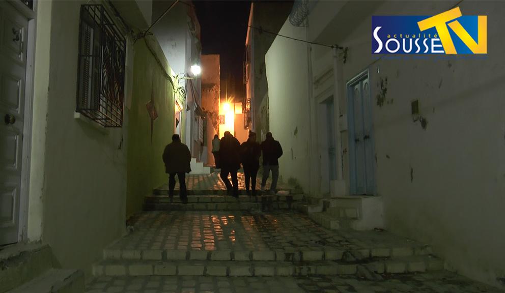 سحر الليل في المدينة العتيقة 3