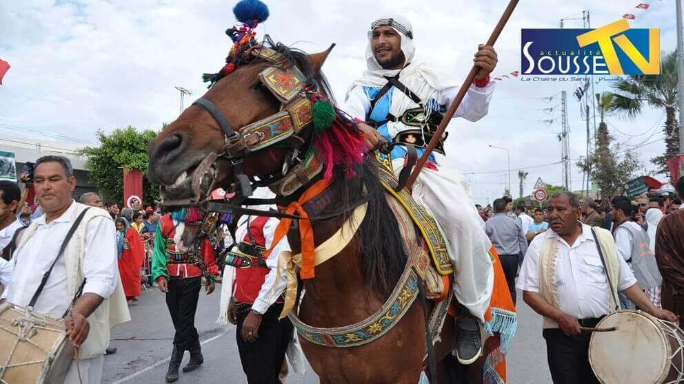 22 افريل 2016 : الاحتفال بشهر التراث بسيدي بوعلي