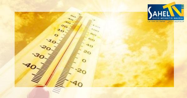 المعهد الوطني للرصد الجوي يحذر طقس شديد الحرارة خلال الخمس أيام